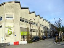 Halle 6 - Anciens Chantiers Alstom - Île de Nantes - 42 rue de la Tour d'Auvergne - 44200 Nantes